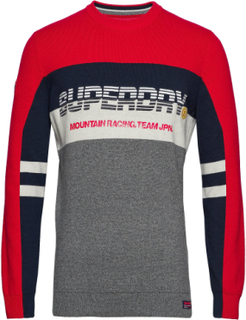 Superdry Mega Logo Crew Sweatshirt Trøje Grå Superdry