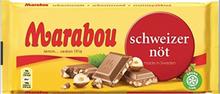 Marabou Schweizernöt - 32% rabatt