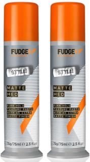 Fudge Matte Hed 75g x 2 - Fudge