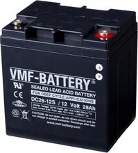 VMF AGM Djupurladdningsbatteri 12 V 28 Ah DC28-12S