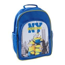 Minions Backpack School Bag Taske Rygsæk 41 x 31 x 18cm - wupti.com
