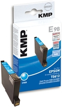 KMP E98 - Epson T0612 Cyan - 1603.0003
