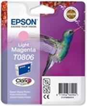 Epson T0806 Light Magenta - C13T08064011