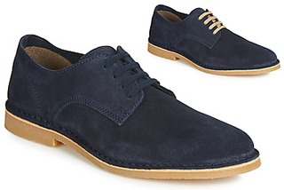 Selected Snørresko ROYCE DERBY LIGHT SUEDE Selected
