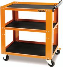 """Beta Tools værktøjsvogn """"C51/O"""" orange 051000001"""