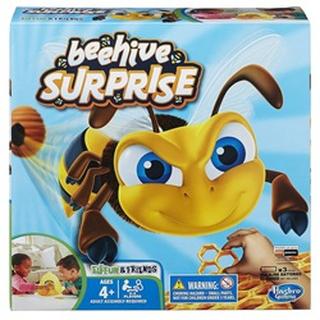 Hasbro Ele Sjov og venner Beehive Surprise spil