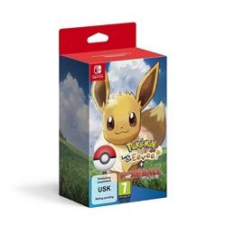 Pokémon: Lets Go, Eevee! Including Poké Ball Plus (Nintendo Switch) - wupti.com