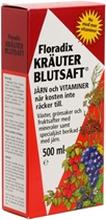 Floradix Kräuter Blutsaft 500 ml