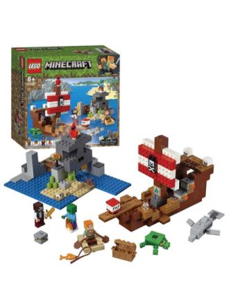 Minecraft 21152 Piratskibseventyret - Proshop