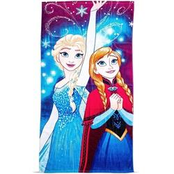 Disney Frozen Elsa Anna Kids Bath Towel 150*75cm - wupti.com