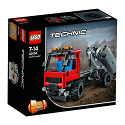 LEGO Technic Læssefartøj med krog 42084 - wupti.com