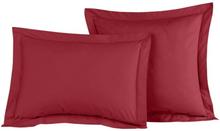 2 Örngott SENSEI SOFT Cardinal (50x70 cm)