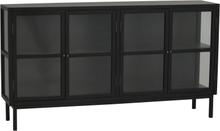 Marshalle sideboard Svart 160 x 36 cm