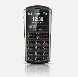 emporiaPURE - Mobiltelefon