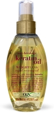 Ogx Keratin Oil Weightless Rapid Reviving Oil 118 ml
