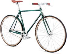 Bombtrack Oxbridge Singlespeed Cykel Grön, Tektro, 10,3 kg