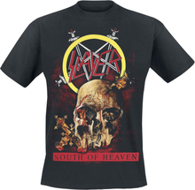 Slayer - South of heaven -T-skjorte - svart