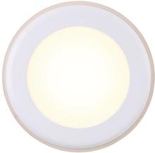 Nordlux Elkton 8 downlight, 5,5W, LED, hvit