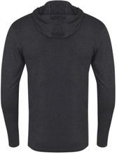 LS Hood Top, Black Marl