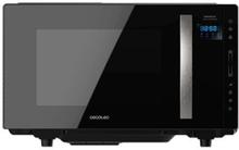 Mikrobølgeovnen Cecotec GrandHeat 2300 Flatbed Touch 800 W 23 L Sort