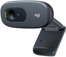 Webcam Logitech C270 HD 720p 3 Mpx Grå