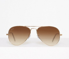 Ray Ban Aviator Large Metal 0RB3025 Ruskea
