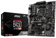 MSI B450-A PRO MAX ATX