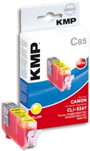 KMP C85- Canon CLI-526 Yellow - 1515.0009