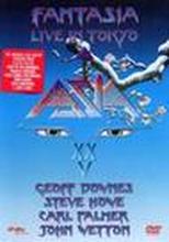 Fantasia Live In Tokyo = DVD =