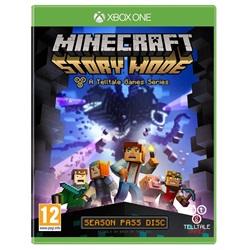 Minecraft: Story Mode - A Telltale Game Series - Season Disc (XBOX One) - wupti.com