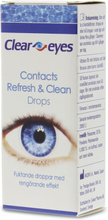Cleareyes Contacts Refresh & Clean