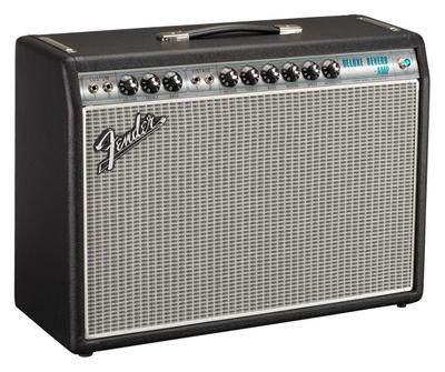 Fender FSR 68 Deluxe Reverb