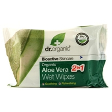 Aloe Vera Wet Wipes 20 kpl/paketti