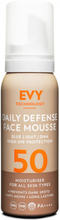 EVY Daily Defence Face Mousse SPF 50 75 ml