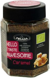 La Posada Instant Kaffe Økologisk Karamel