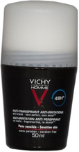 Vichy homme deo roll-on sens