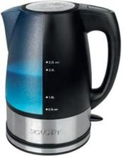 Vedenkeitin SC 1020 - Musta/hopea - 2200 W