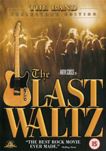 The Last Waltz = DVD =