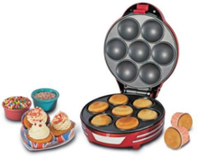 Vohvelirauta Party Time Muffin & Cupcake maker
