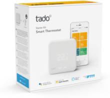 tado Tado Smart Thermostat starter Kit V3+. 3 stk. på lager