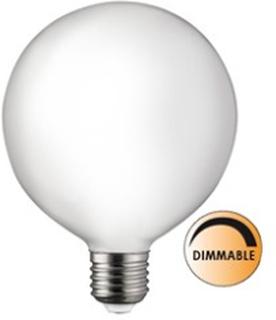 Globen Lighting Lyspære LED Opal kan Dimbar 95 mm E27