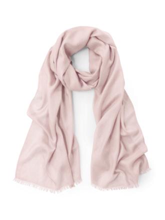 Tørklæde Fra Peter Hahn rosé - Peter Hahn