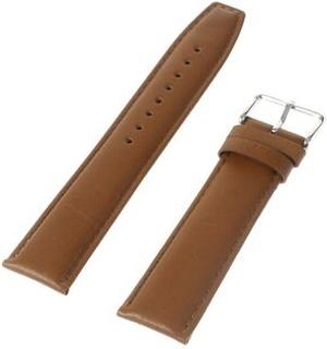 22mm ægte læderurbånd til Huawei Watch 2 Classic Edition / Samsung Gear S3 Classic / Moto 360 46mm 2