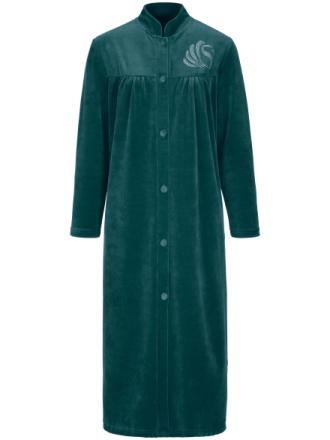 Housecoat Fra Peter Hahn grøn