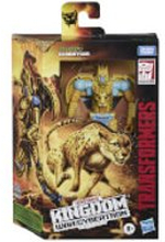 Hasbro Transformers Generations War for Cybertron: Kingdom Deluxe WFC-K4 Cheetor Action Figure