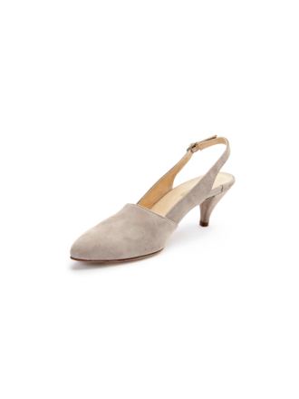 Sling-pumps Fra Paul Green beige