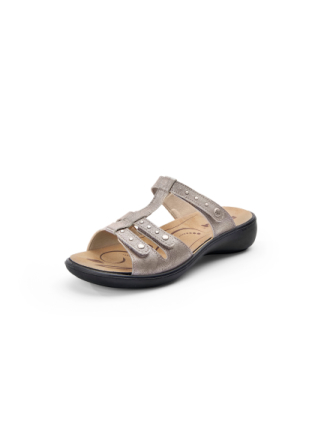 Sandaler Fra Romika sølv - Peter Hahn