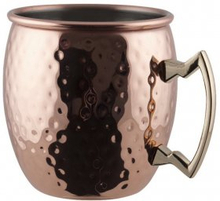 Kopparmugg Moscow Mule hamrad 45 cl Dorre
