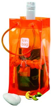 Flaskkylare Ice Bag orange