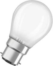 Osram Retro LED Klot 4W/827 (40W) B22d - Matt